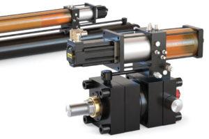 Parker HAS Electro-hydraulic Actuators