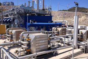 Biogas Siloxane Removal