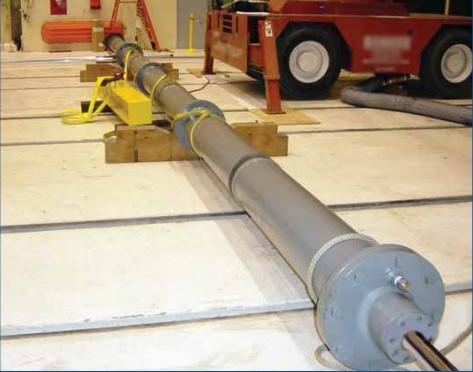 lift bridge cylinder refurbishment