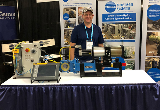 Sorensen Systems at HydroVision 2019